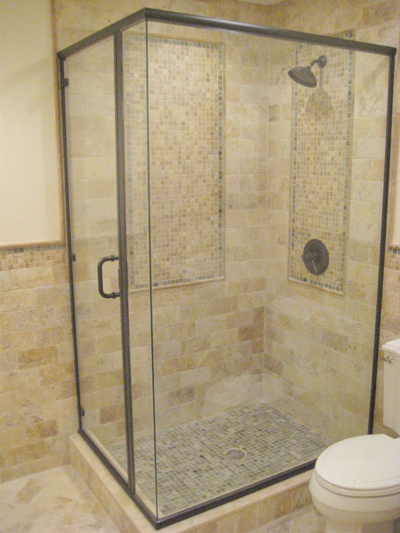 Semi-Frameless Shower Doors Long Island | The Shower Door Long Island